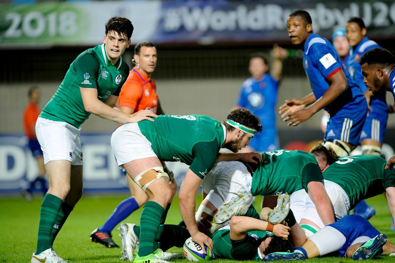 World Rugby U20 Championship 2018: France v Ireland