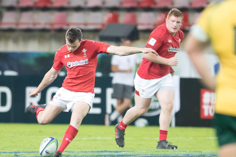 World Rugby U20 Championship 2018: Australia v Wales