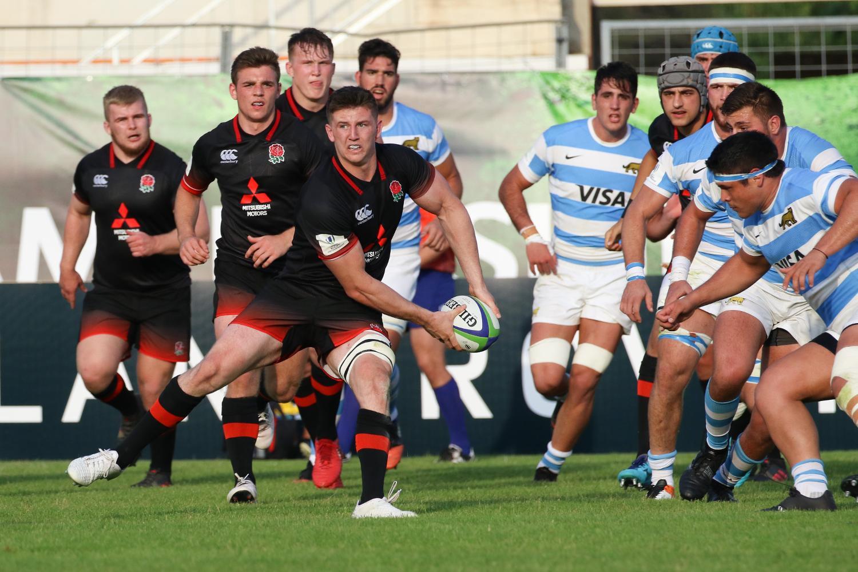 World Rugby U20 ChampionshIp 2018: England v Argentina