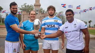 World Rugby Nations Cup 2018 - Captains' photo