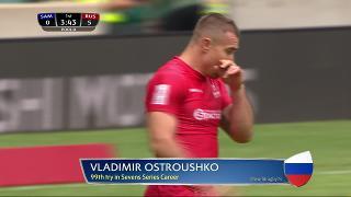 Try, Vladimir Ostroushko - Samoa v RUSSIA