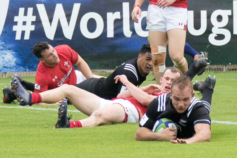 World Rugby U20 Championship 2018: New Zealand v Wales