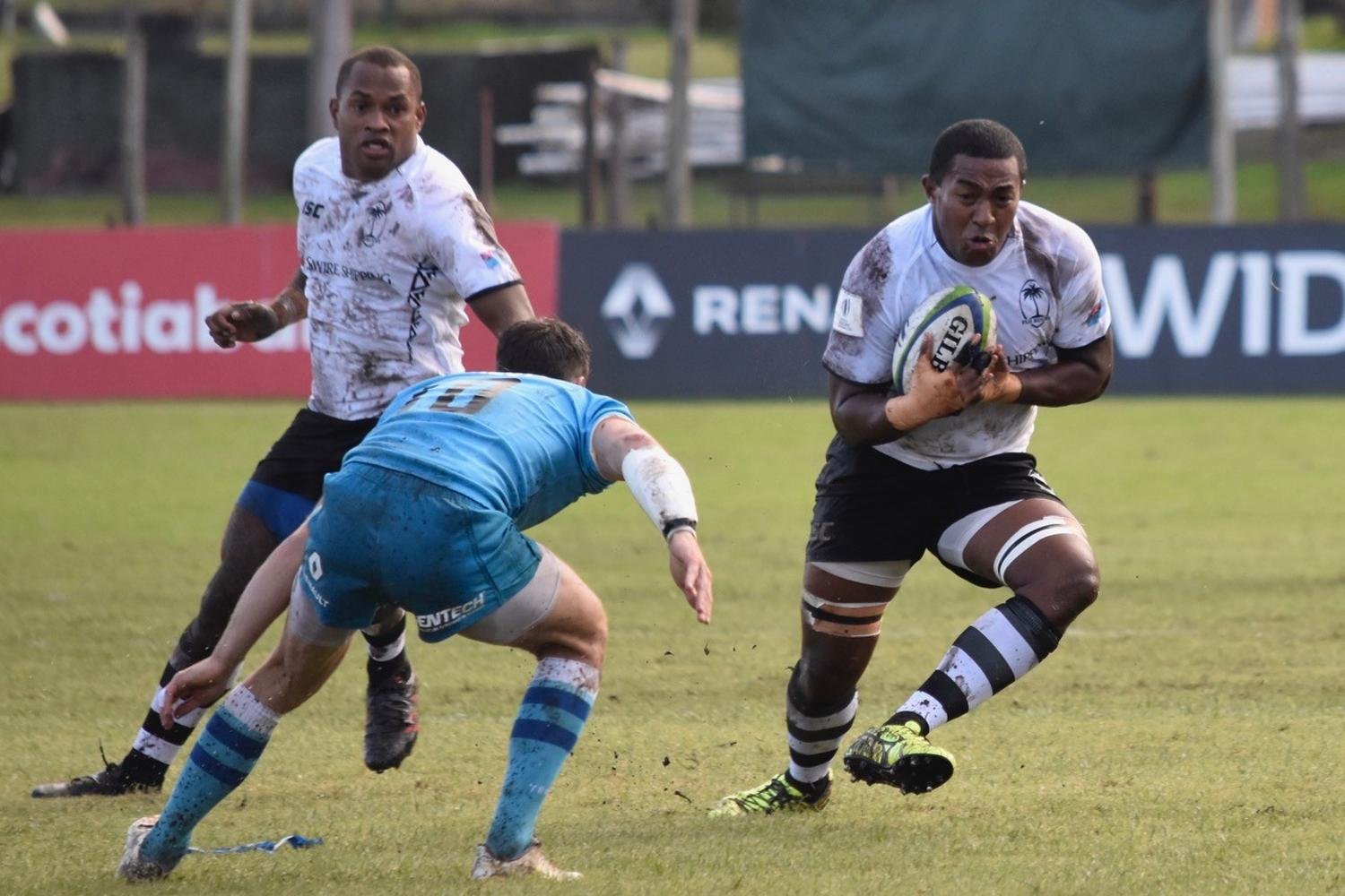 World Rugby Nations Cup 2018: Uruguay v Fiji Warriors