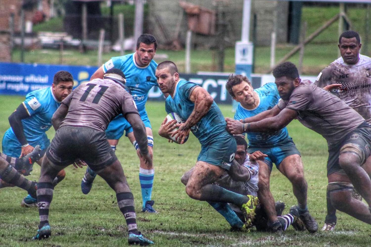 World Rugby Nations Cup: Uruguay v Fiji Warriors