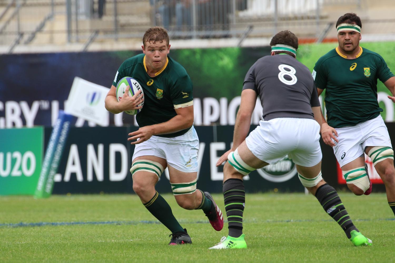 World Rugby U20 Championship 2018: South Africa v Ireland
