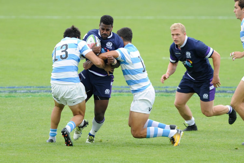 World Rugby U20 Championship 2018: Scotland v Argentina