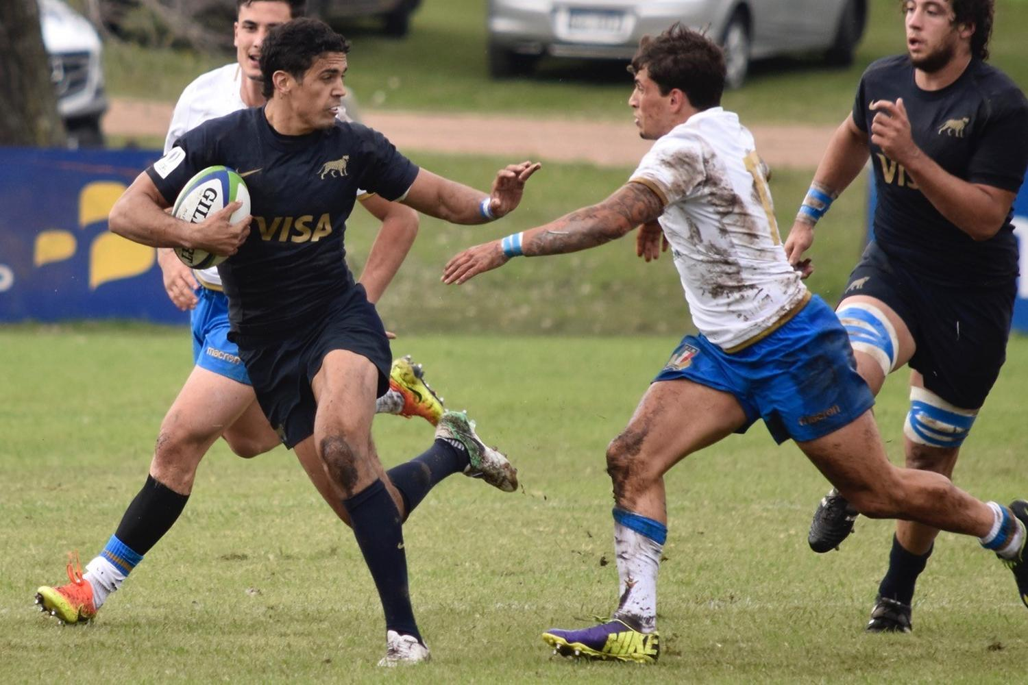 World Rugby Nations Cup 2018: Argentina XV v Emerging Italy