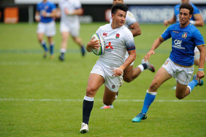 World Rugby U20 Championship 2018: England v Italy
