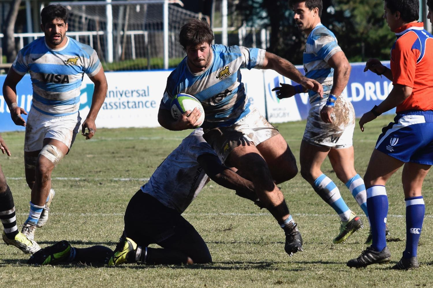 World Rugby Nations Cup 2018: Argentina XV v Fiji Warriors