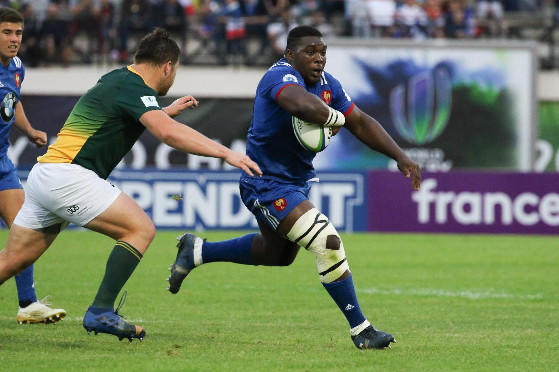 World Rugby U20 Championship 2018: South Africa v France