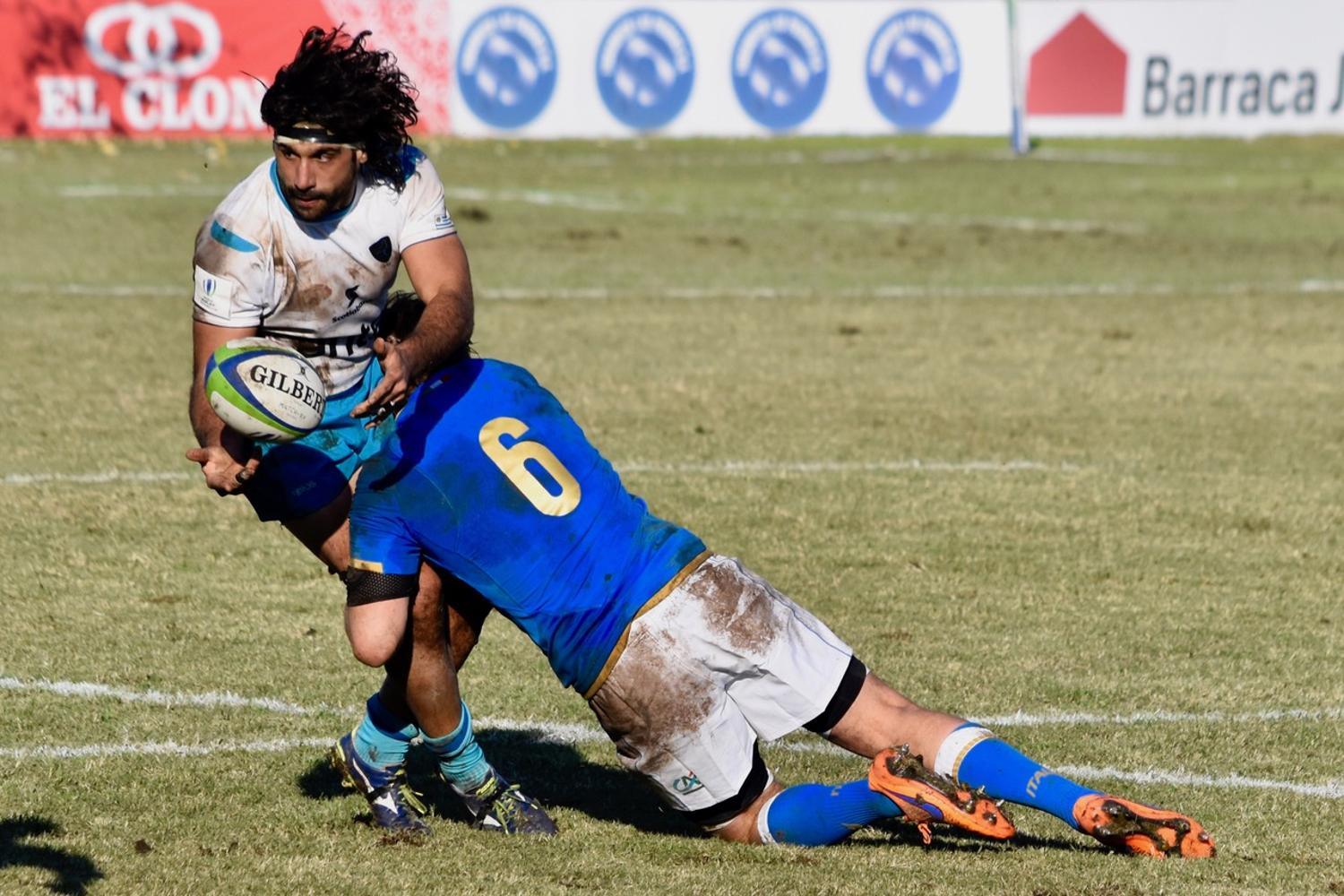 World Rugby Nations Cup 2018: Emerging Italy v Uruguay