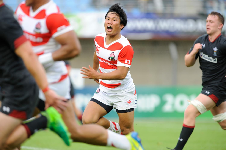 World Rugby U20 Championship 2018: Wales v Japan