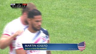 Try, Martin Iosefo, UNITED STATES v Spain