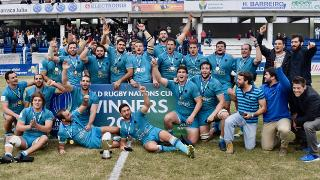 World Rugby Nations Cup 2018 winners: Uruguay