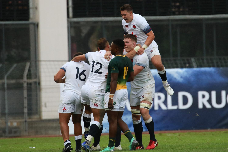 World Rugby U20 Championship 2018: England v South Africa