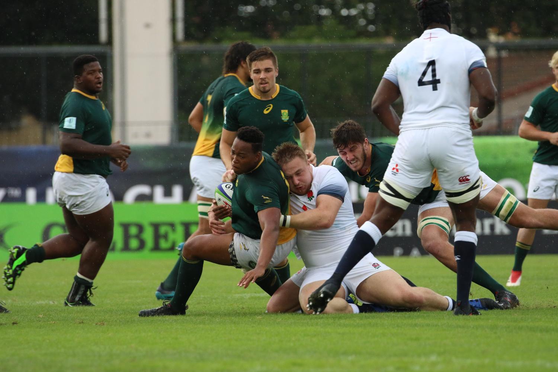 World Rugby U20 Championship 2018: Semi-final - England v South Africa