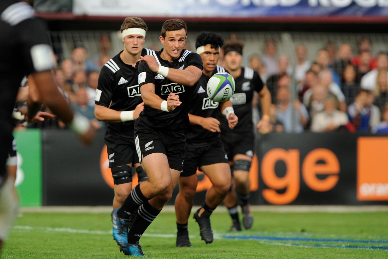 World Rugby U20 Championship 2018: Semi-final - New Zealand v France