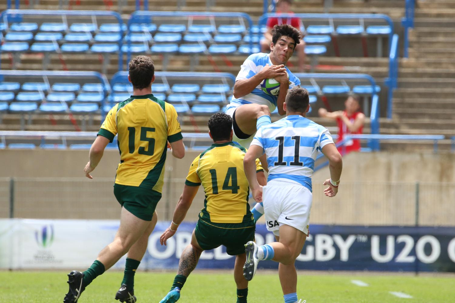 World Rugby U20 Championship 2018: Fifth place play-off - Argentina v Australia