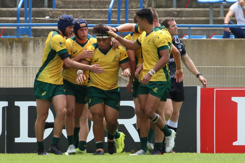 U20 Championship 2018 - Day 5 Argentina U20 v Australia U20