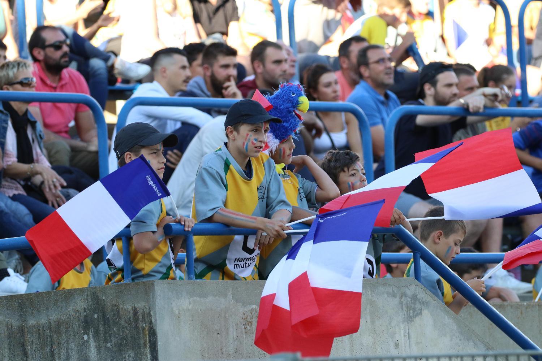 U20 Championship 2018 - Day 5 England U20 v France U20