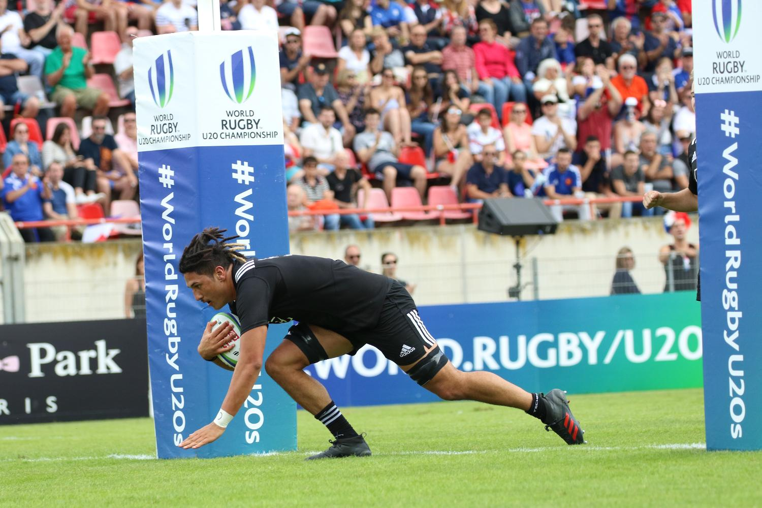 World Rugby U20 Championship 2018: Third place play-off - South Africa v New Zealand