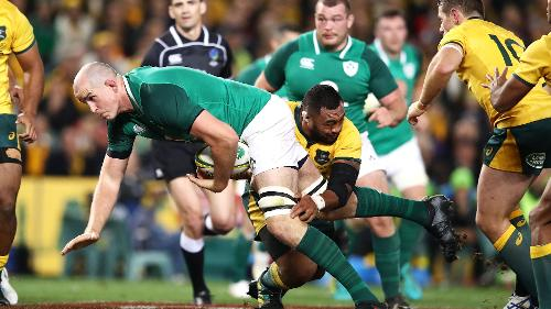 Australia v Ireland - 3rd Test