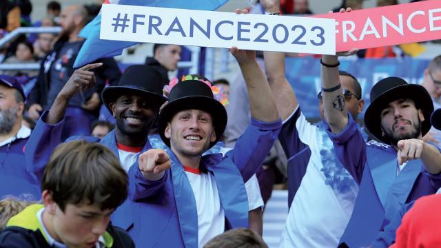 France 2023 promotional image
