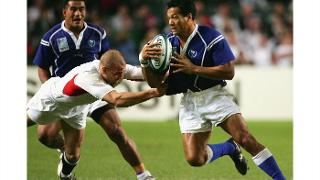 RWC 2007: Samoa v England