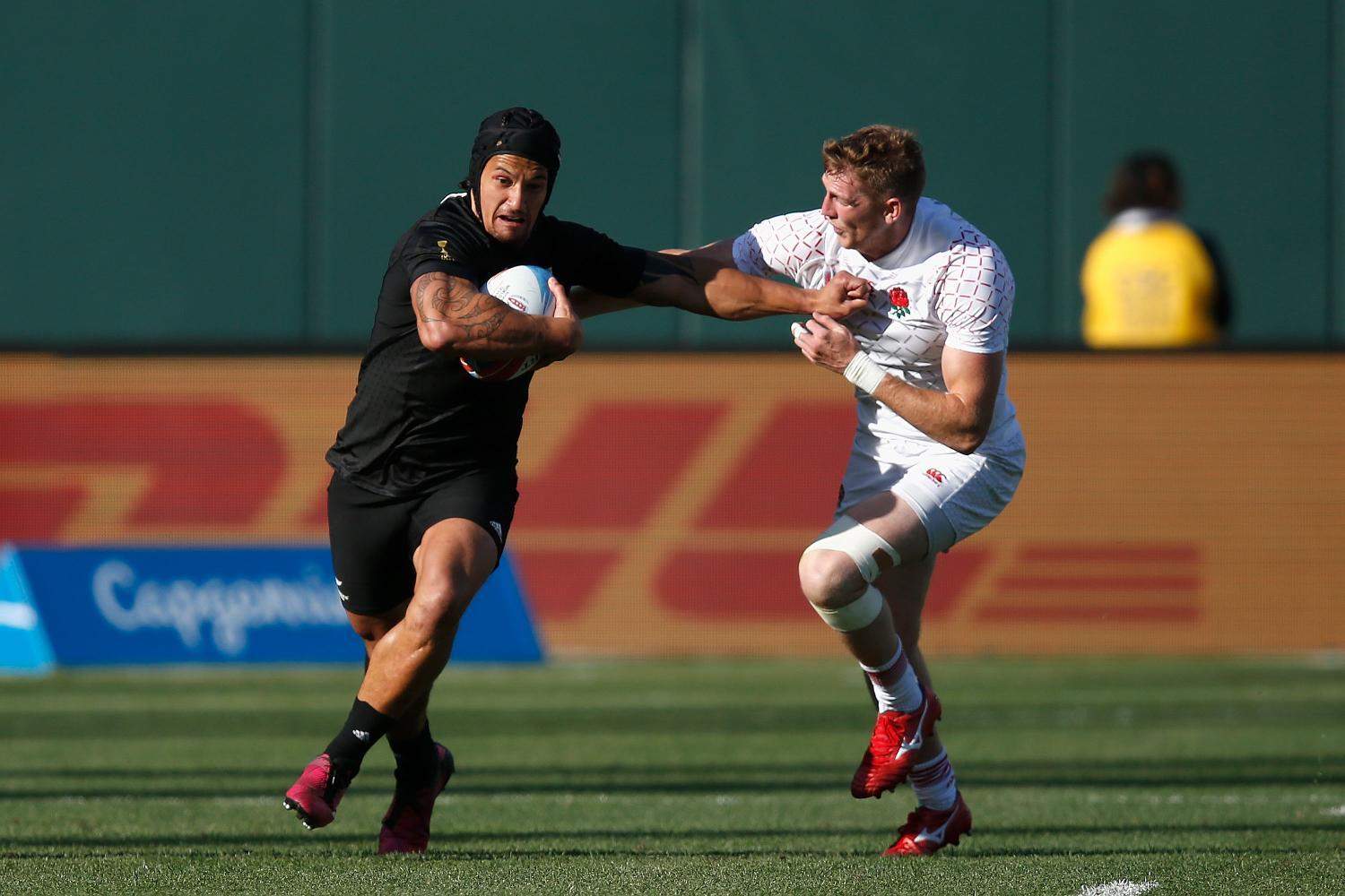Rugby World Cup Sevens San Francisco 2018 - Day Three