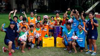 Rugby World Cup 2019 Trophy Tour - Manila: Day Four