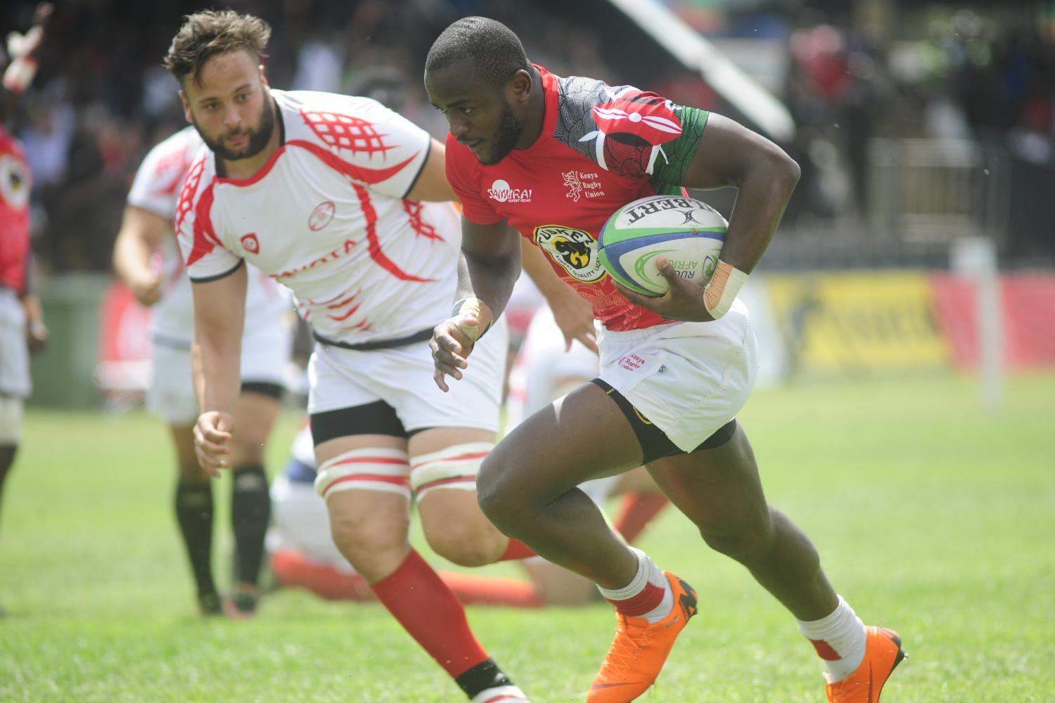 Rugby Africa Gold Cup - Kenya v Tunisia