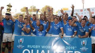 Rugby Africa Gold Cup - Namibia v Kenya