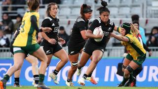 Black Ferns v Wallaroos