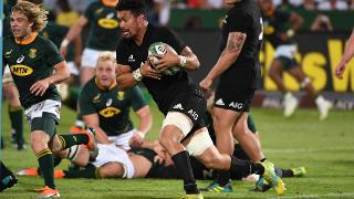 The Rugby Championship 2018: South Africa v New Zealand