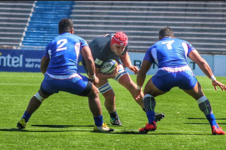 Americas Pacific Challenge 2018: Argentina XV v Samoa A