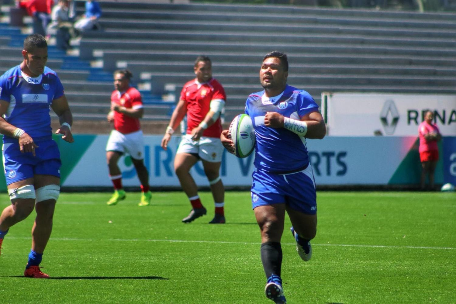 World Rugby Americas Pacific Challenge 2018: Samoa A v Tonga A