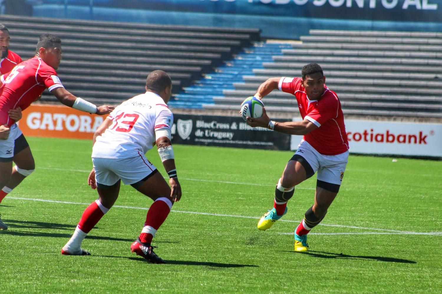 Americas Pacific Challenge 2018: Tonga A v Canada A