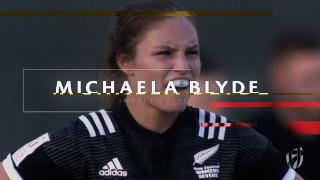 Michaela Blyde DHL Impact Player thumbnail