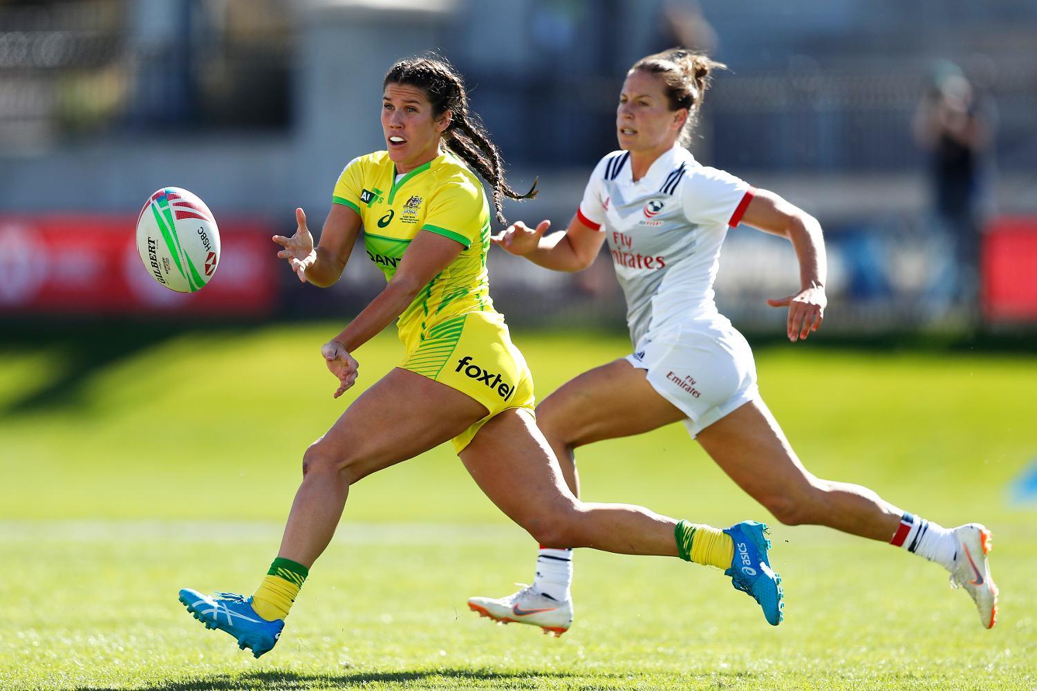 HSBC USA Women's Sevens 2018