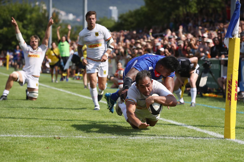 Germany v Samoa - Rugby World Cup 2019 Qualifier