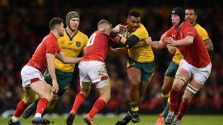 Wales v Australia - International Friendly