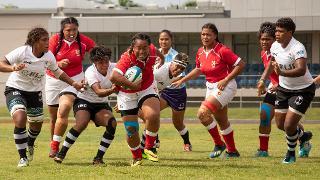 Oceania Rugby Women's Championship 2018: Fiji v Tonga