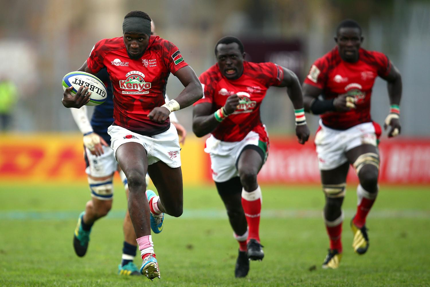 Hong Kong v Kenya - Rugby World Cup 2019 Repechage