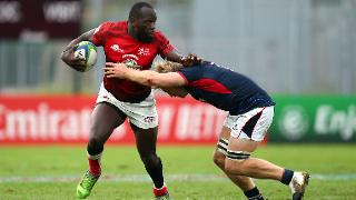 Kenyan brilliance leads to an incredible try at Rugby World Cup 2019 Repechage