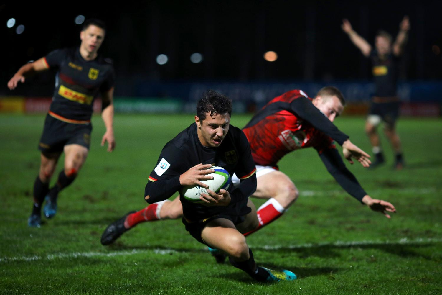 Kenya v Germany - Rugby World Cup 2019 Repechage