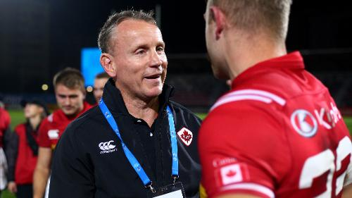 Hong Kong v Canada - Rugby World Cup 2019 Repechage