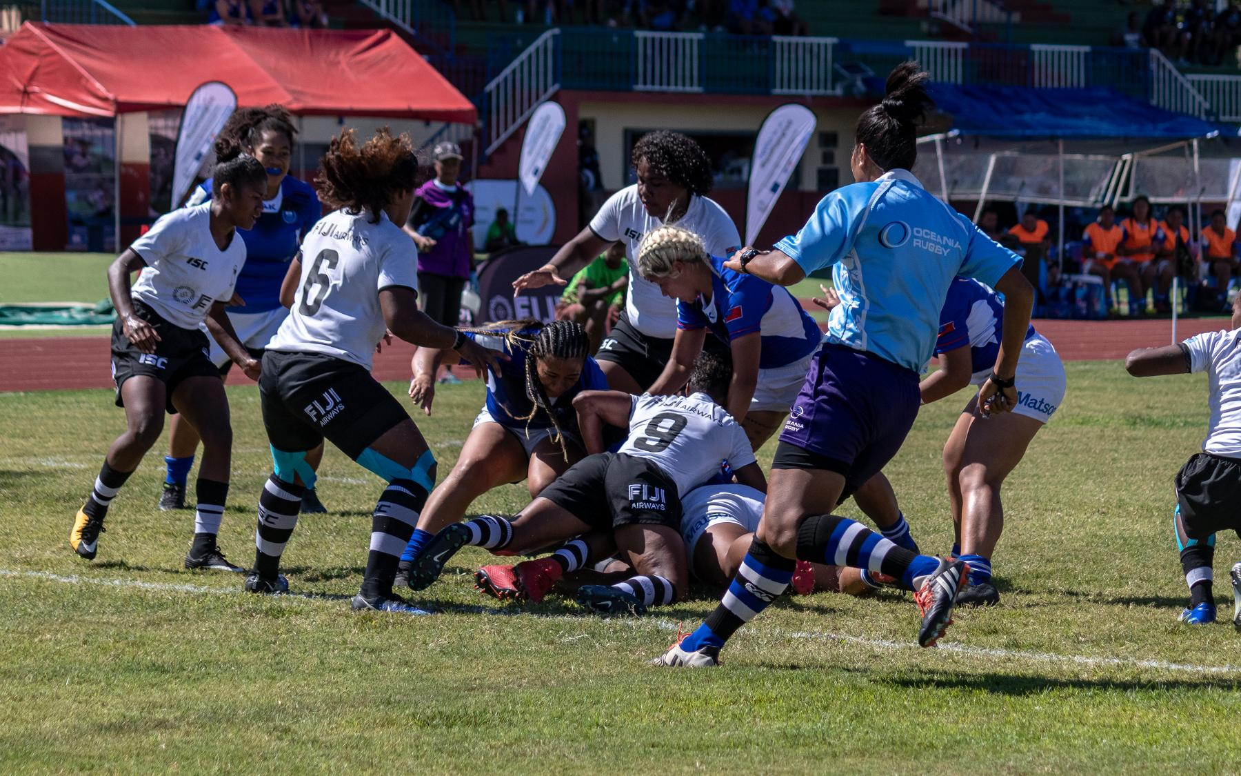 Expanded Oceania Championship doubles as Rugby World Cup qualifier