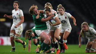 England Women v Ireland Women - Quilter International