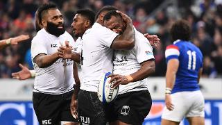 November Internationals 2018: France v Fiji