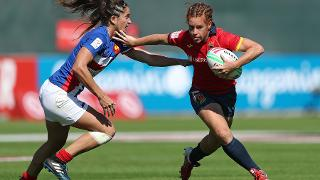 Emirates Airline Dubai Rugby Sevens 2018 - Women's
